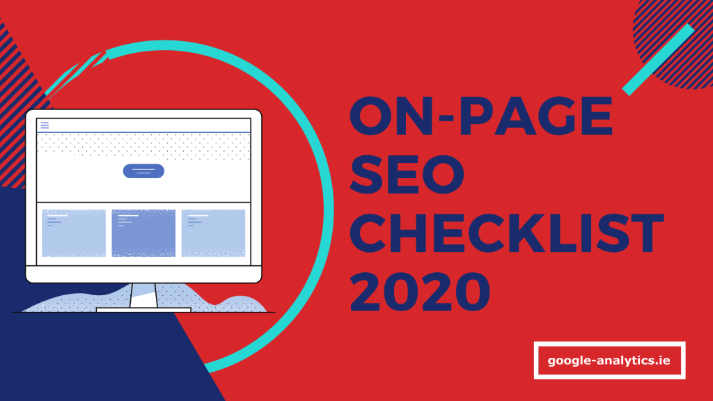 On Page SEO Checklist 2020